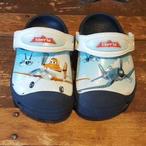 Disney Planes Crocs